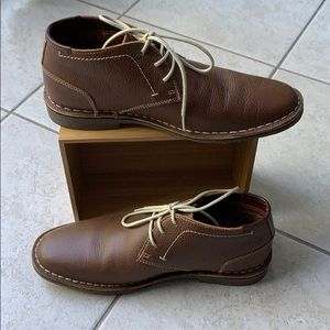 Kenneth Cole Reaction - Brown Chukka Boots